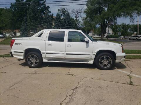 2005 Chevrolet Avalanche for sale at Stach Auto in Edgerton WI