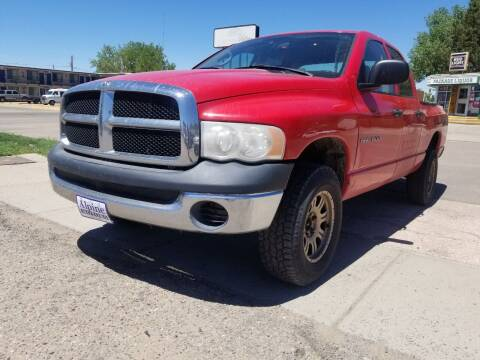 2005 Dodge Ram Pickup 1500 for sale at Alpine Motors LLC in Laramie WY