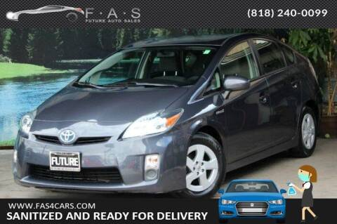2011 Toyota Prius for sale at Best Car Buy in Glendale CA