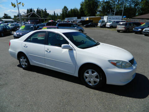 2003 Toyota Camry for sale at J & R Motorsports in Lynnwood WA