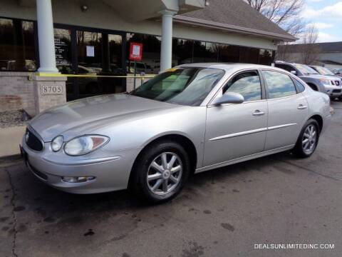 2007 Buick LaCrosse for sale at DEALS UNLIMITED INC in Portage MI