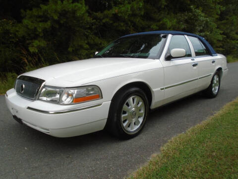 2005 Mercury Grand Marquis for sale at City Imports Inc in Matthews NC