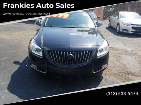 2012 Buick Regal for sale at Frankies Auto Sales in Detroit MI