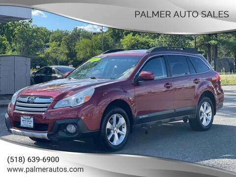 2014 Subaru Outback for sale at Palmer Auto Sales in Menands NY