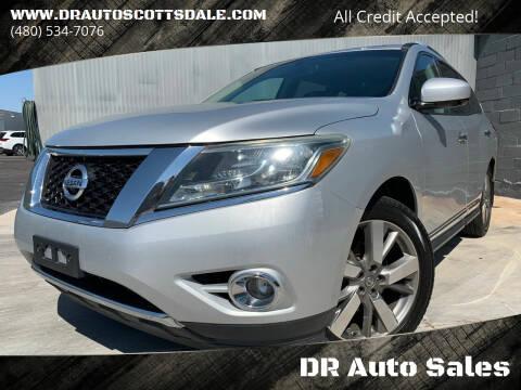 2014 Nissan Pathfinder for sale at DR Auto Sales in Scottsdale AZ