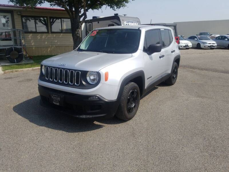 2015 Jeep Renegade for sale at Revolution Auto Group in Idaho Falls ID