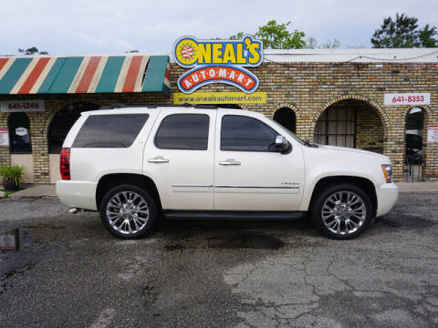 2013 Chevrolet Tahoe for sale at Oneal's Automart LLC in Slidell LA