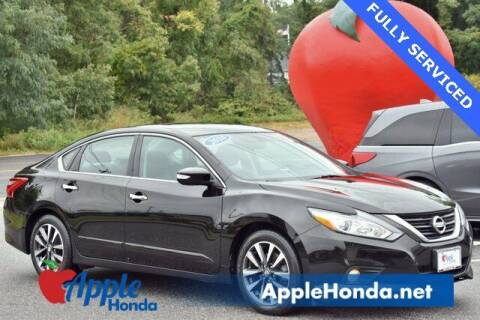 2016 Nissan Altima for sale at APPLE HONDA in Riverhead NY