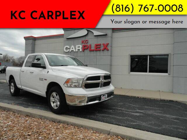 2014 RAM Ram Pickup 1500 for sale at KC Carplex in Grandview MO
