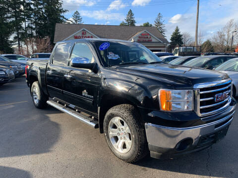 2013 GMC Sierra 1500 for sale at A 1 Motors in Monroe MI