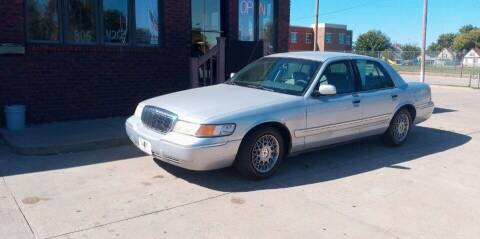 2001 Mercury Grand Marquis for sale at CARS4LESS AUTO SALES in Lincoln NE