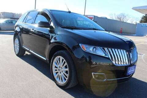 2012 Lincoln MKX for sale at L & L MOTORS LLC - REGULAR INVENTORY in Wisconsin Rapids WI