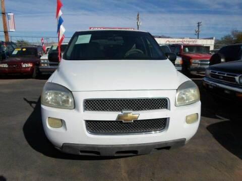 2006 Chevrolet Uplander for sale at PARS AUTO SALES in Tucson AZ