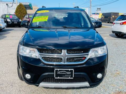 2014 Dodge Journey for sale at Cape Cod Cars & Trucks in Hyannis MA