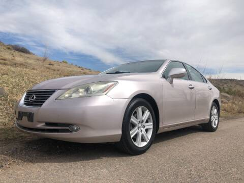 2007 Lexus ES 350 for sale at Automotive Evolution in Golden CO