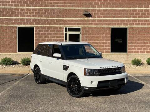 2012 Land Rover Range Rover Sport for sale at A To Z Autosports LLC in Madison WI