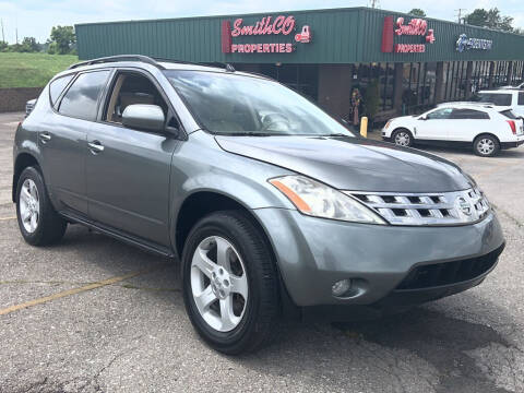 2005 Nissan Murano for sale at FASTRAX AUTO GROUP in Lawrenceburg KY
