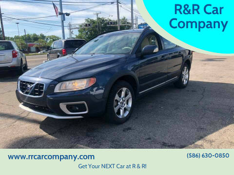 2009 Volvo XC70 for sale at R&R Car Company in Mount Clemens MI