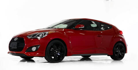 2014 Hyundai Veloster for sale at Houston Auto Credit in Houston TX