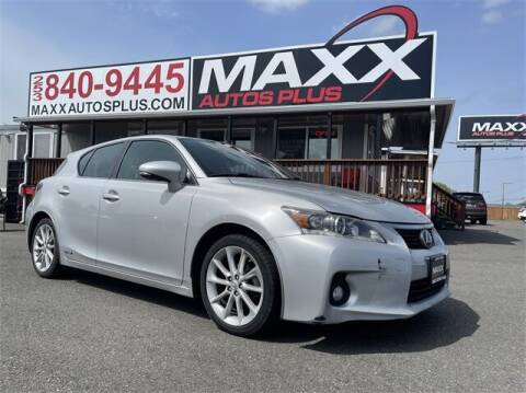 2012 Lexus CT 200h for sale at Maxx Autos Plus in Puyallup WA