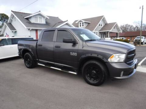 2016 RAM Ram Pickup 1500 for sale at Rob Co Automotive LLC in Springfield TN