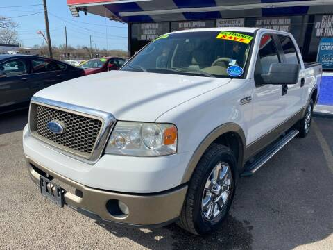 2006 Ford F-150 for sale at Cow Boys Auto Sales LLC in Garland TX