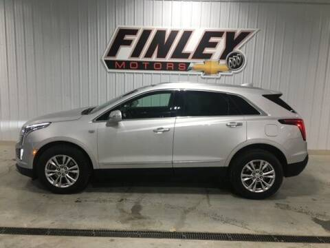 2020 Cadillac XT5 for sale at Finley Motors in Finley ND