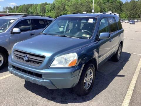 2005 Honda Pilot for sale at J & R Auto Group in Durham NC