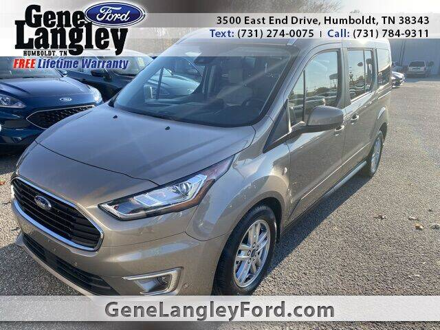 2020 Ford Transit Connect Wagon for sale in Humboldt, TN