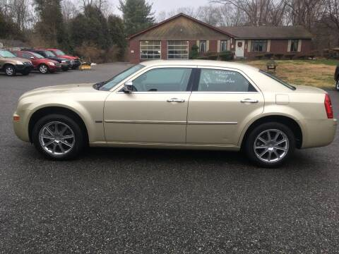 2010 Chrysler 300 for sale at Lou Rivers Used Cars in Palmer MA