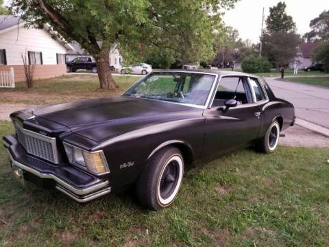 1979 Chevrolet Monte Carlo for sale at Classic Car Deals in Cadillac MI