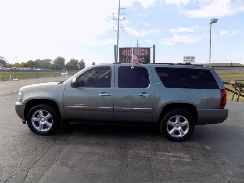 2009 Chevrolet Suburban for sale at MYLENBUSCH AUTO SOURCE in O` Fallon MO