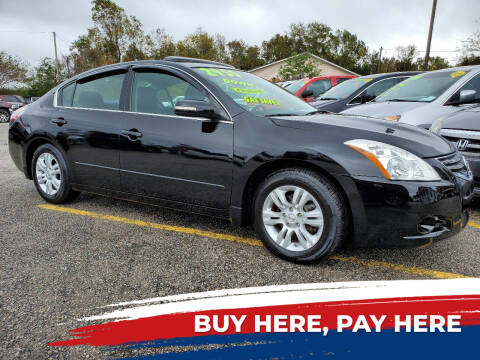 2012 Nissan Altima for sale at Rodgers Enterprises in North Charleston SC