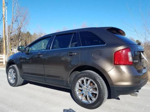 2011 Ford Edge for sale at ds motorsports LLC in Hudson NH