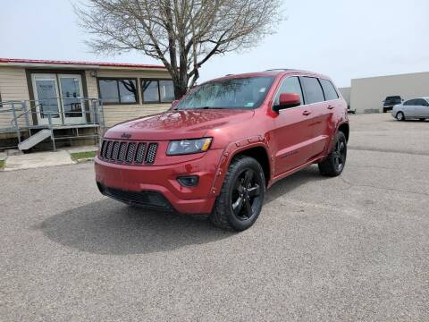 2015 Jeep Grand Cherokee for sale at Revolution Auto Group in Idaho Falls ID