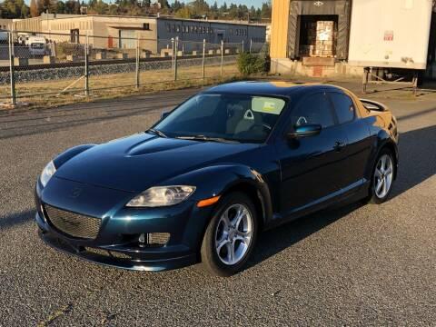 2006 Mazda RX-8 for sale at South Tacoma Motors Inc in Tacoma WA