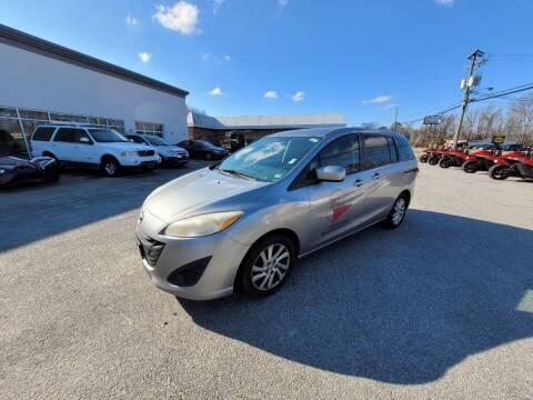2012 Mazda MAZDA5 for sale at Moke America of Virginia Beach in Virginia Beach VA