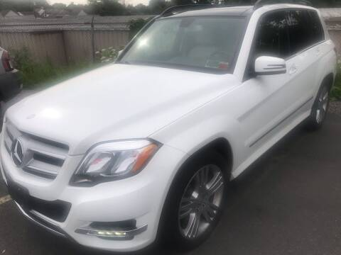 2013 Mercedes-Benz GLK for sale at BEACH AUTO GROUP INC in Fishkill NY