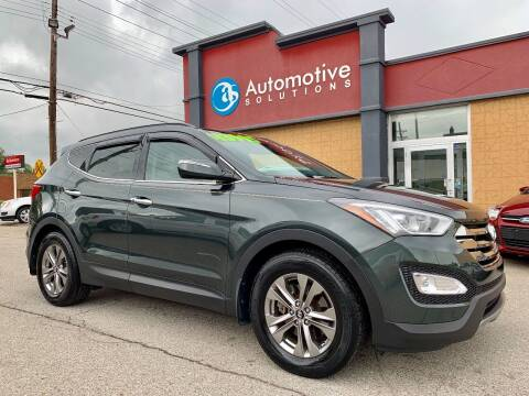 2014 Hyundai Santa Fe Sport for sale at Automotive Solutions in Louisville KY