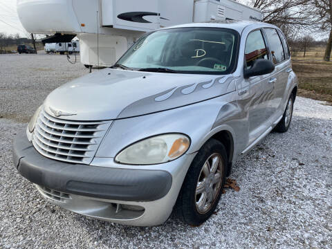 2002 Chrysler PT Cruiser for sale at Champion Motorcars in Springdale AR