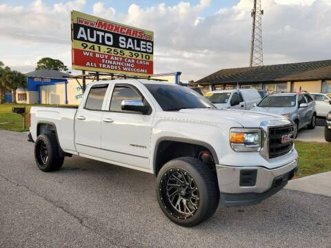 2015 GMC Sierra 1500 for sale at Mox Motors in Port Charlotte FL