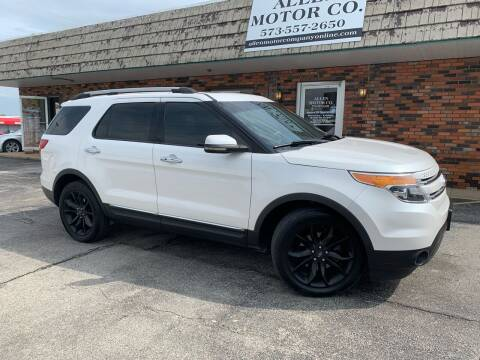 2011 Ford Explorer for sale at Allen Motor Company in Eldon MO