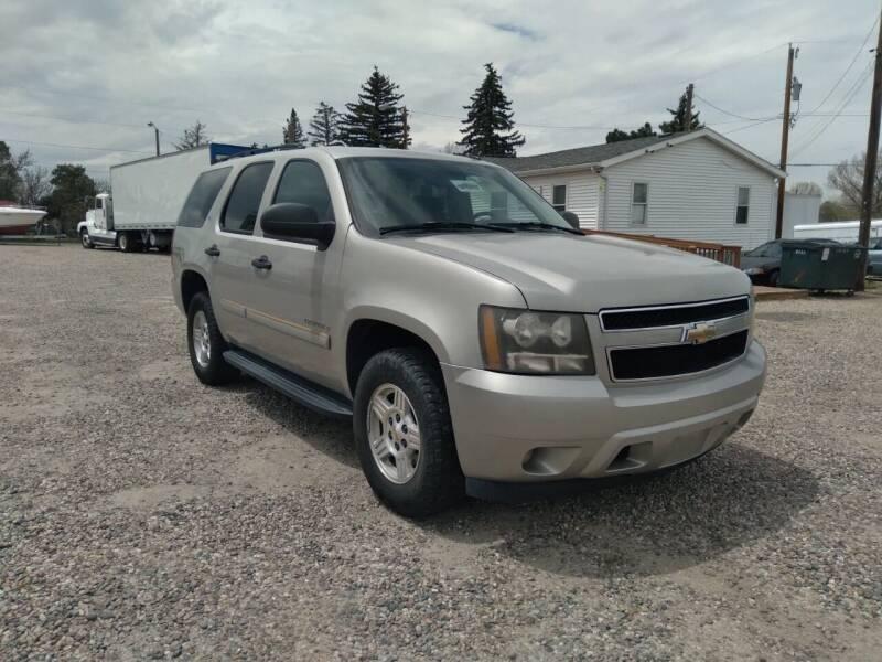 2008 Chevrolet Tahoe for sale in Cheyenne, WY
