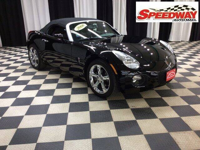 2008 Pontiac Solstice for sale at SPEEDWAY AUTO MALL INC in Machesney Park IL