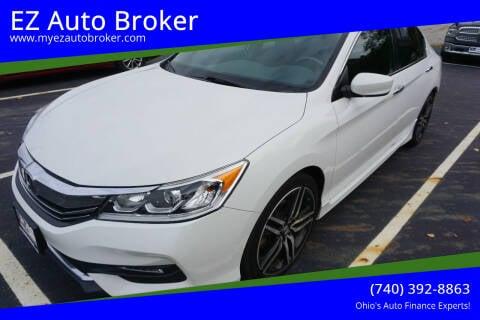 2017 Honda Accord for sale at EZ Auto Broker in Mount Vernon OH