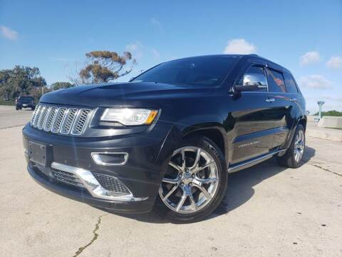 2014 Jeep Grand Cherokee for sale at L.A. Vice Motors in San Pedro CA