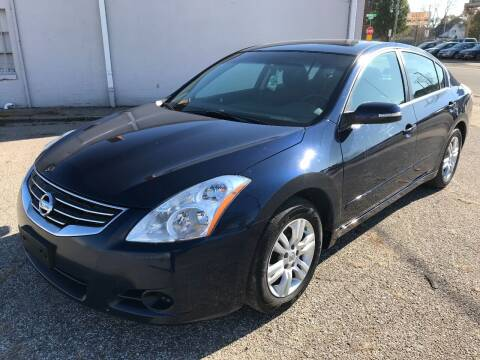 2012 Nissan Altima for sale at Two Rivers Auto Sales Corp. in South Bend IN