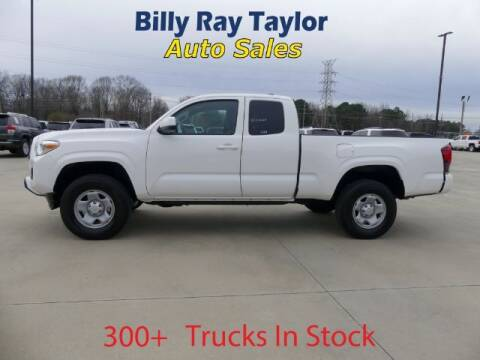 2020 Toyota Tacoma for sale at Billy Ray Taylor Auto Sales in Cullman AL