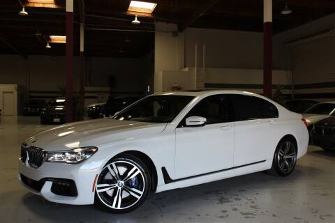 2019 BMW 7 Series for sale at SELECT MOTORS in San Mateo CA