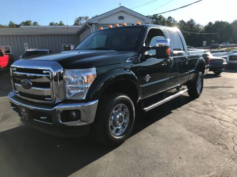 2015 Ford F-250 Super Duty for sale at KAP Auto Sales in Morrisville PA